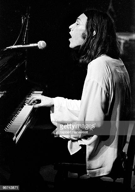 Steve Winwood from Traffic performs live in Amsterdam Netherlands in 1972
