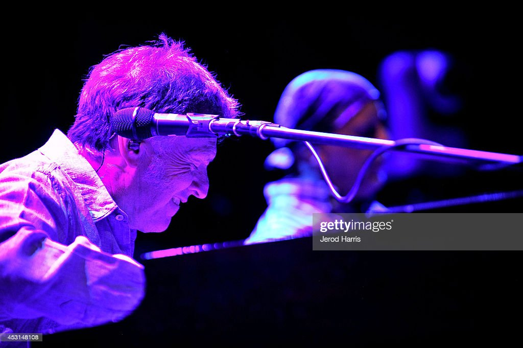 Steve Winwood performs at Viejas Arena on August 3, 2014 in San Diego, California.