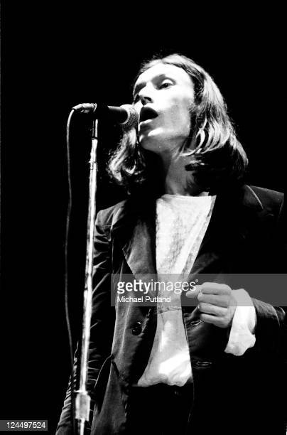 Steve Winwood performs in a stage version of Tommy at the Rainbow Theatre London 9th December 1972