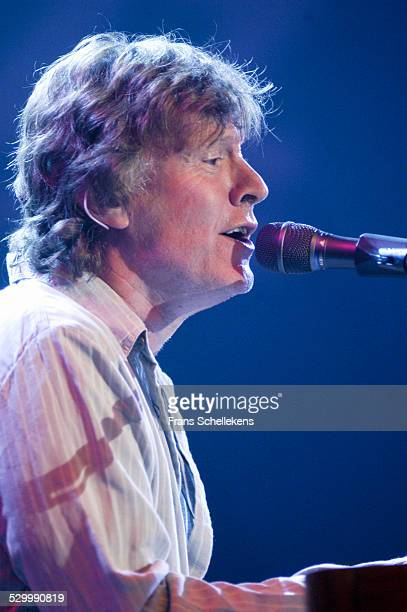 Steve Winwood singer and keyboard player performs at the North Sea Jazz Festival on July 11th 2003 in Amsterdam Netherlands