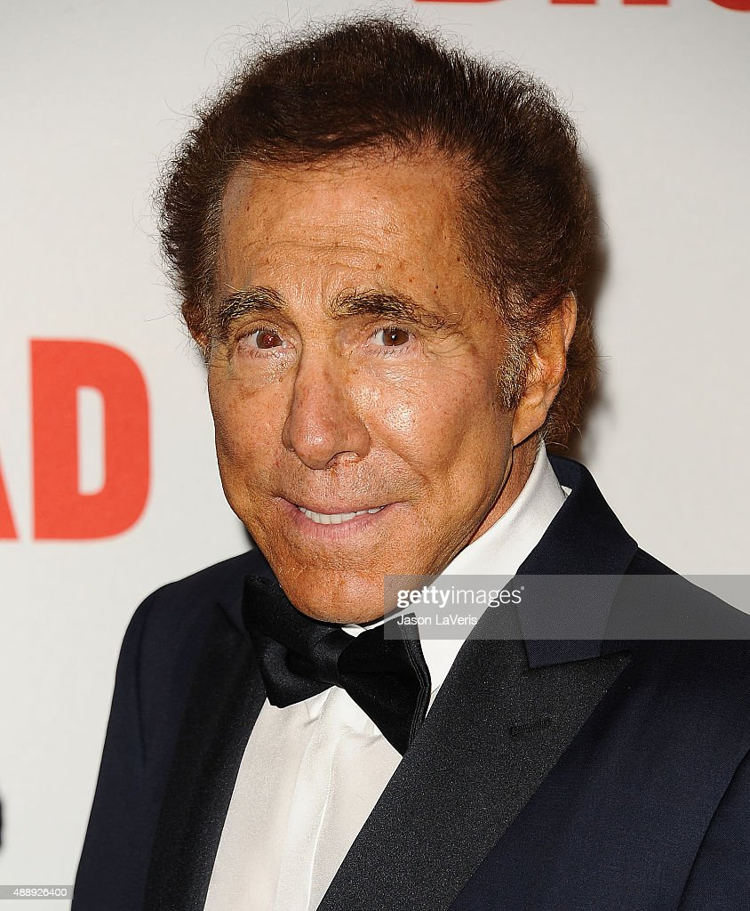 <a gi-track='captionPersonalityLinkClicked' href=/galleries/search?phrase=Steve+Wynn&family=editorial&specificpeople=696427 ng-click='$event.stopPropagation()'>Steve Wynn</a> attends the Broad Museum black tie inaugural dinner at The Broad on September 17, 2015 in Los Angeles, California.