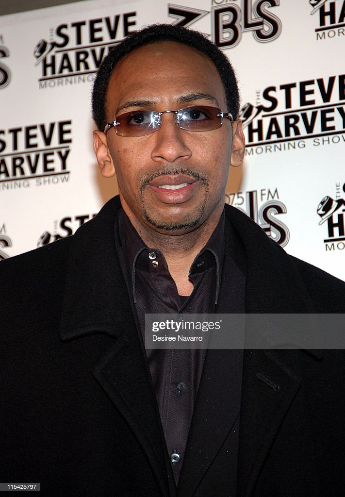 Steven A. Smith during 'Don't Trip...He Ain't Through With Me Yet' New York Premiere at Magic Johnson Harlem Theate in New York City, New York, United States.