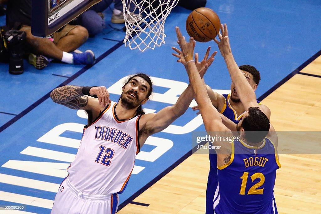 Golden State Warriors v Oklahoma City Thunder - Game Six