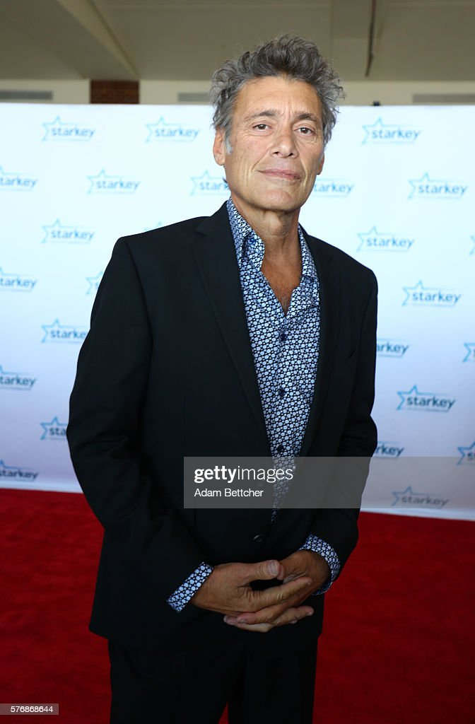 Steven Bauer walks the red carpet at the 2016 Starkey Hearing Foundation 'So the World May Hear' awards gala at the St Paul RiverCentre on July 17...