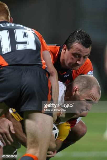Steven BELL Dragons Catalans / Hull Super League 2009