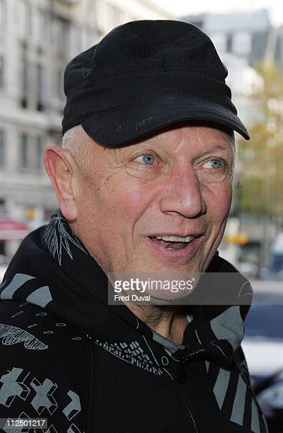 Steven Berkoff during The Old Vic Fundraiser VIP Lunch at The Old Vic in London Great Britain