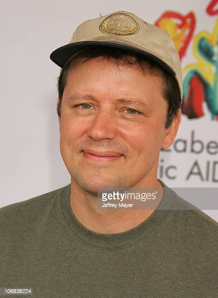 Steven Culp during Elizabeth Glaser Pediatric AIDS Foundation 2005 'A Time For Heroes' Celebrity Carnival Arrivals in Los Angeles California United...