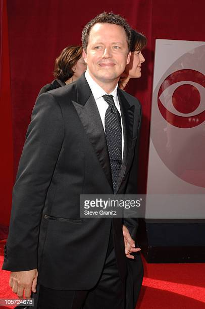 Steven Culp during The 57th Annual Emmy Awards Arrivals at Shrine Auditorium in Los Angeles California United States