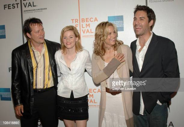 Steven Culp Elizabeth Banks Maria Bello and Eric McCormack