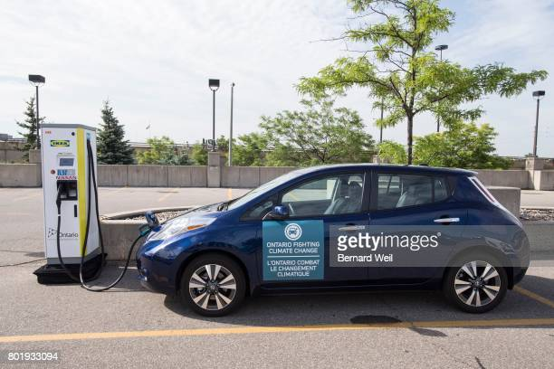 TORONTO ON JULY 13 Steven Del Duca Minister of Transportation Glen Murray Minister of Environment and Climate Change Liz Wilson Ikea and Peter...