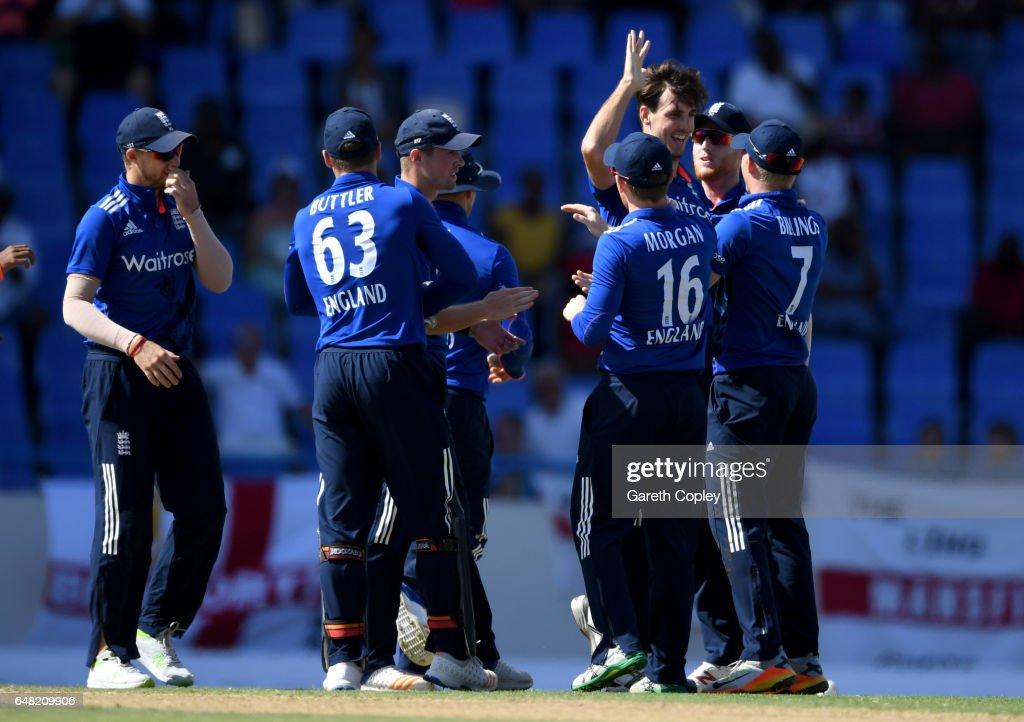 West Indies v England - 2nd ODI