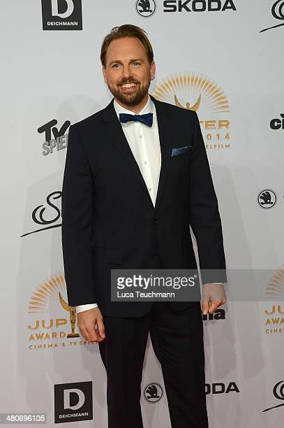 Steven Gaetjen attends 'Jupiter Award 2014' at Cafe Moskau on March 26 2014 in Berlin Germany