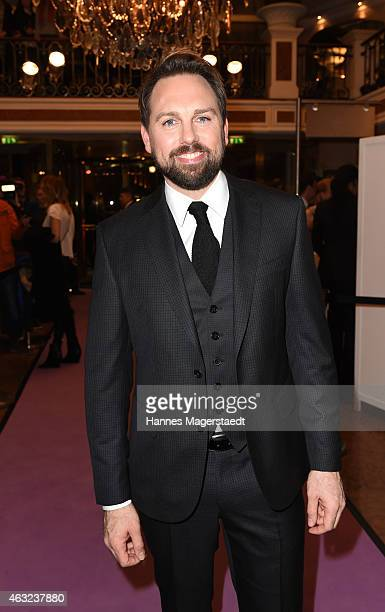 Steven Gaetjen attends the 'Best Brands 2015 Gala Award' at Hotel Bayerischer Hof on February 11 2015 in Munich Germany
