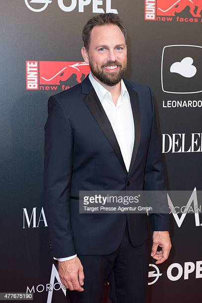Steven Gaetjen attends the New Faces Award Film 2015 at ewerk on June 18 2015 in Berlin Germany