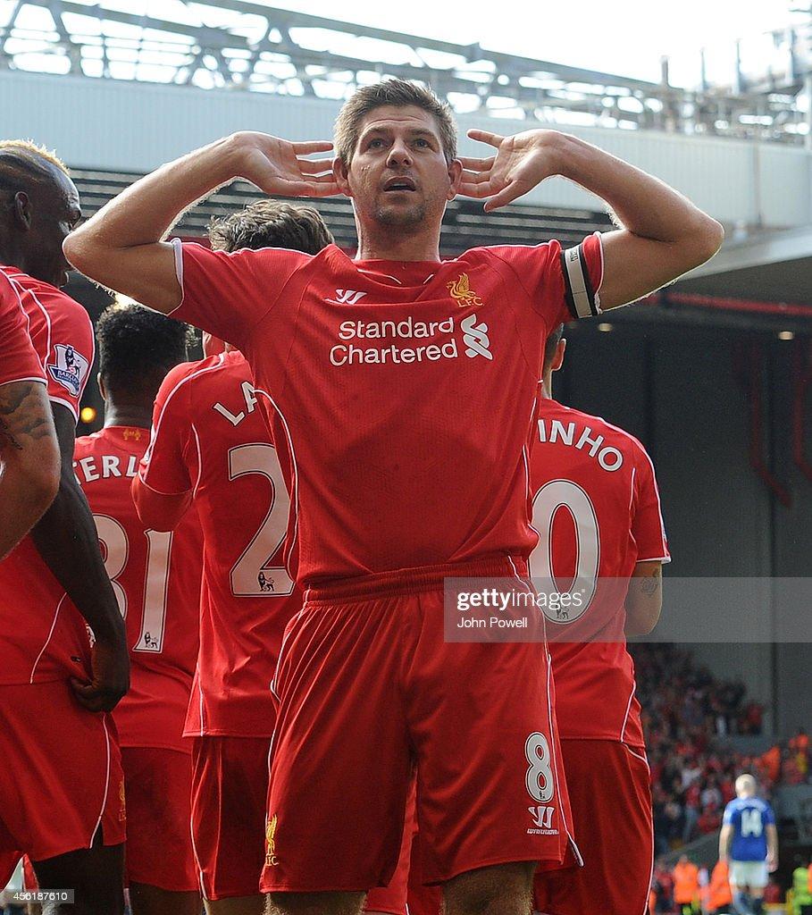 In Focus Steven Gerrard Liverpool Career s and