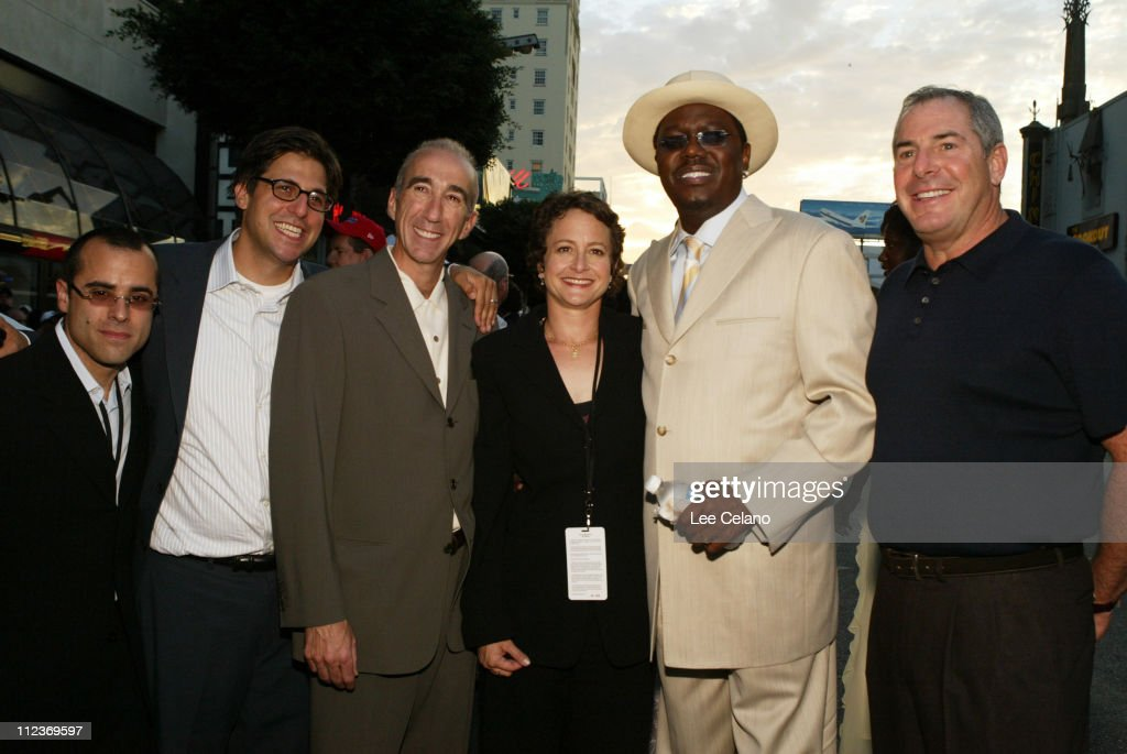 """Mr. 3000"" Los Angeles Premiere - Red Carpet"