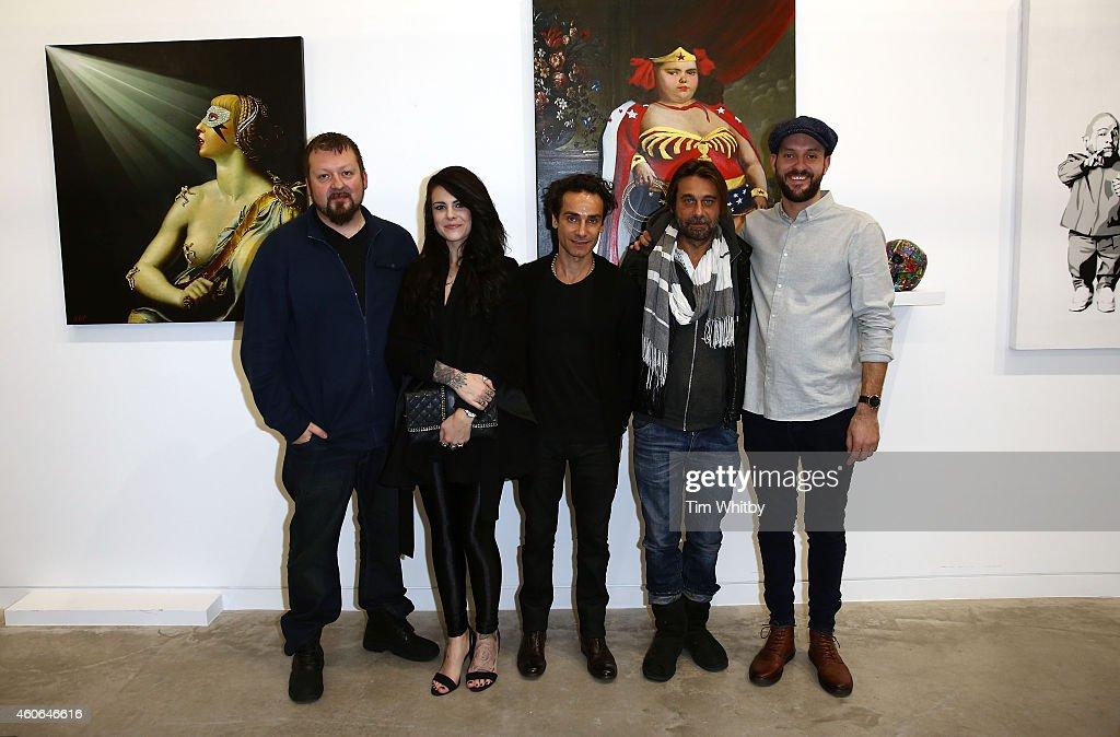 Cartel Art Show At My Art Invest London