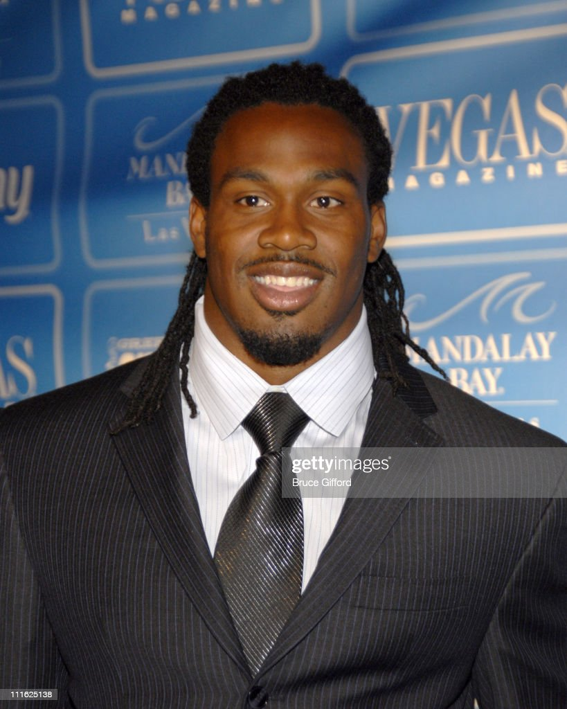 Steven Jackson during Vegas Magazine Fourth Anniversary Party at Mandalay Bay Hotel and Casino in Las Vegas Nevada United States