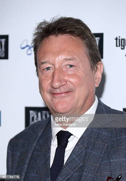 Steven Knight attends BBC Two's drama 'Peaky Blinders' UK premiere screening of episode one series three at BFI Southbank on May 3 2016 in London...