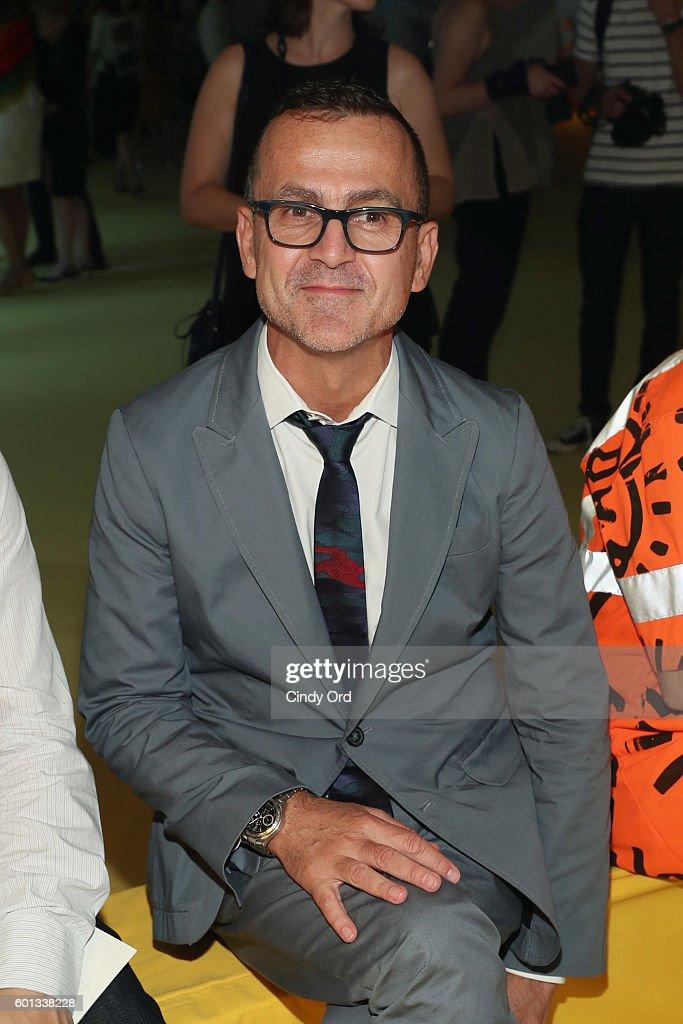 AKRIS - Front Row - September 2016 - New York Fashion Week
