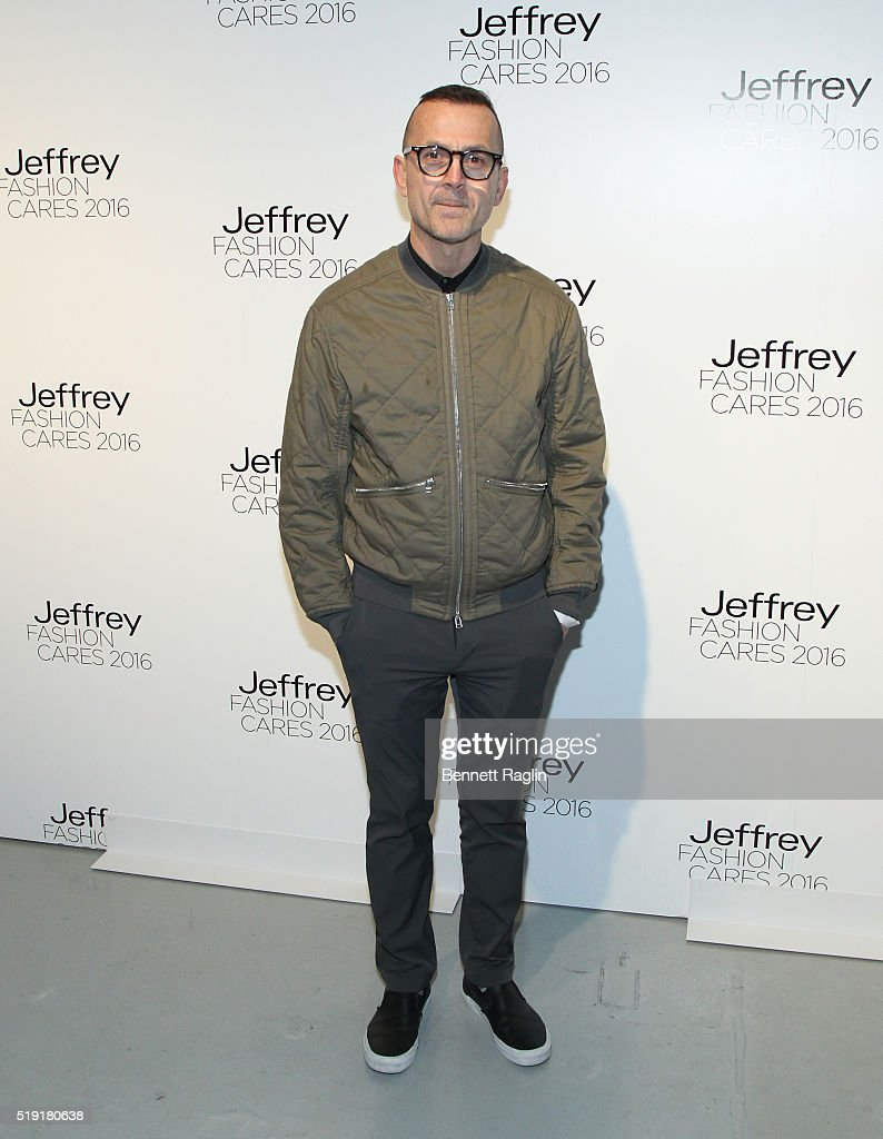 Jeffrey Fashion Cares 13th Annual Fashion Fundraiser - Arrivals