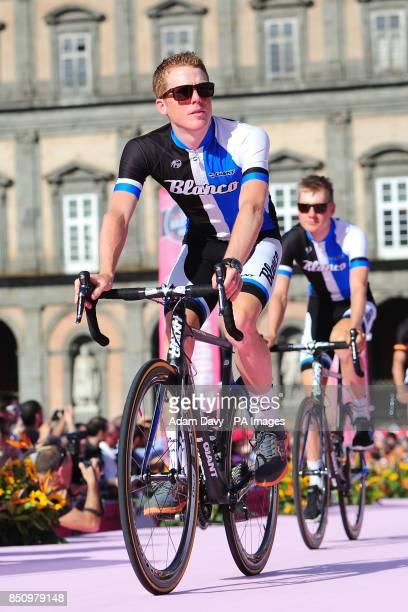 Steven Kruijswijk Blanco Pro Cycling