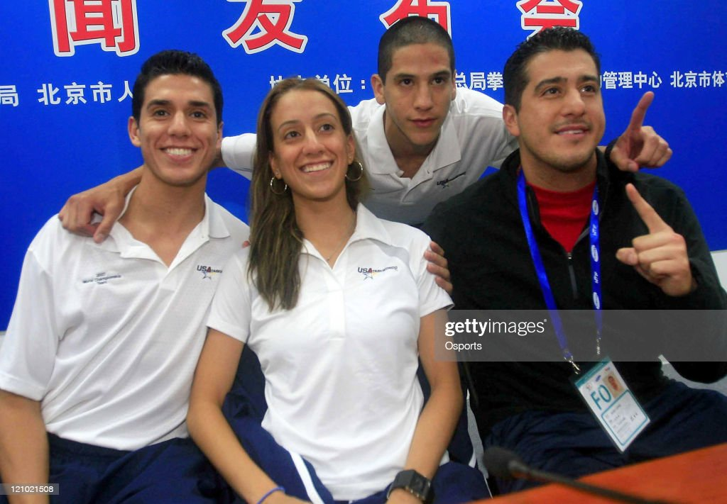 2007 Beijing WTF World Taekwondo Championships - May 17, 2007