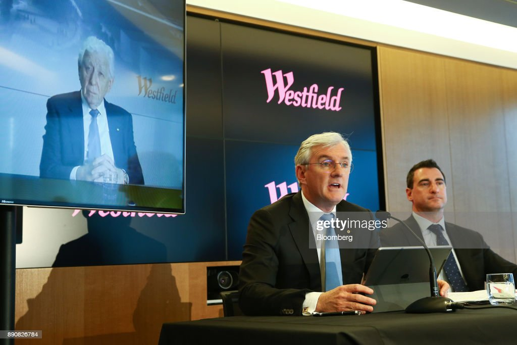 Westfield Corp. News Conference on Acquisition By Unibail-Rodamco SE