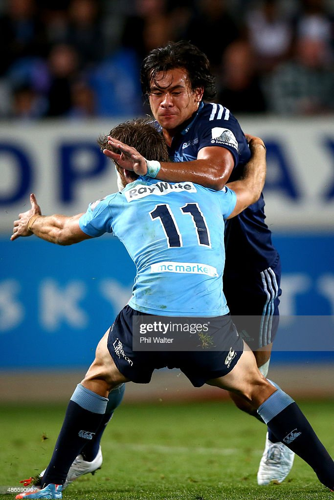 Super Rugby Rd 11 - Blues v Waratahs