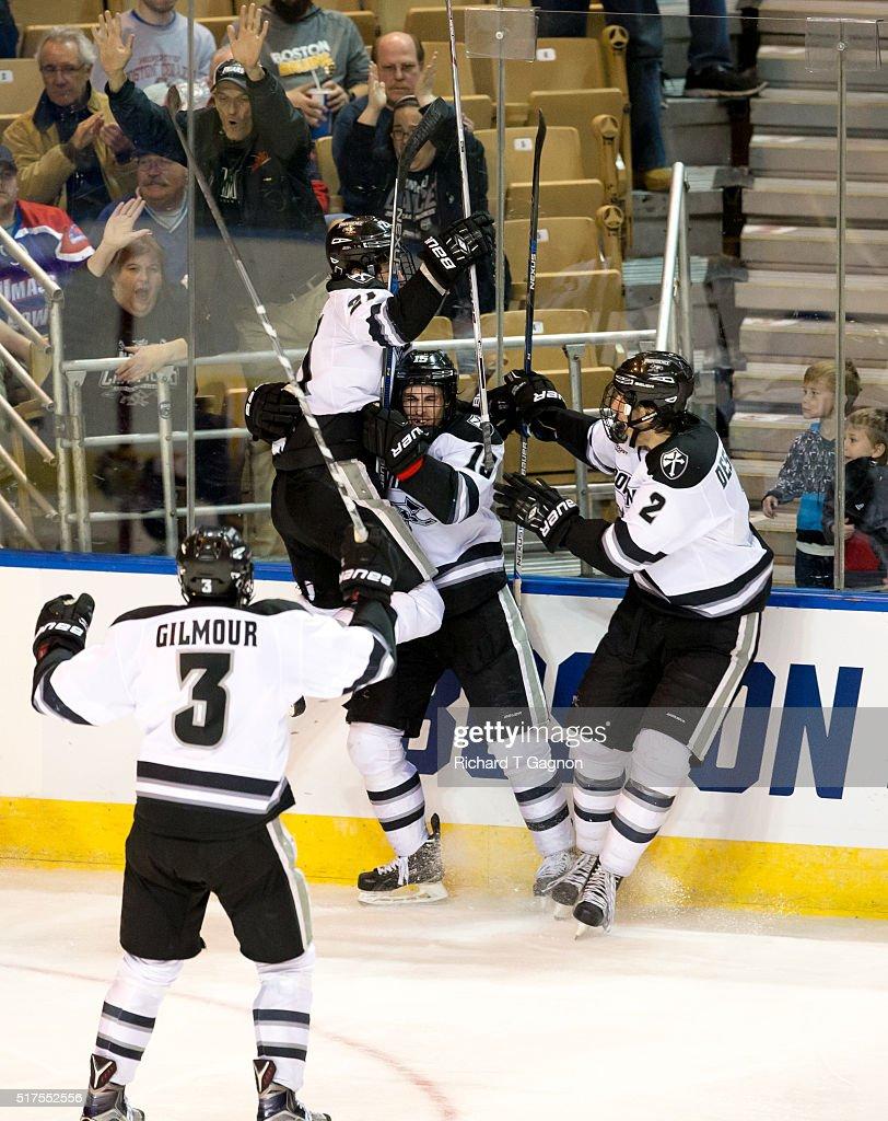 Division I Men's Hockey Championships - Northeast Regional ...