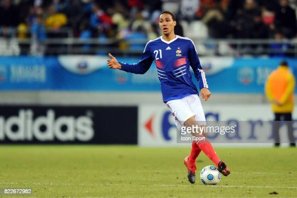 Steven NZONZI France / Croatie Match amical Reims