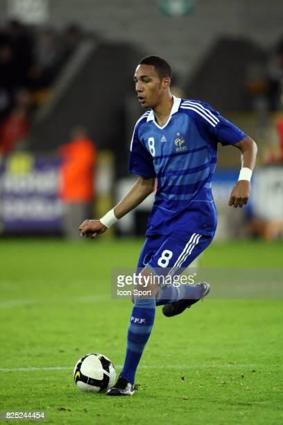 Steven NZONZI Belgique / France Eliminatoires Euro Espoirs Mouscron