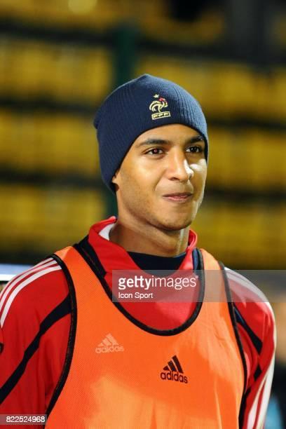 Steven NZONZI France / Tunisie Match amical Espoirs Tours