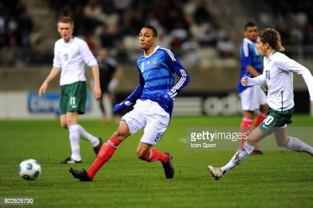 Steven NZONZI France / Slovenie Eliminatoires Euro Espoirs Stade Auguste Delaue Reims