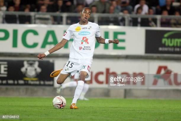 Steven NZONZI Amiens / Metz 3eme journee de Ligue 2