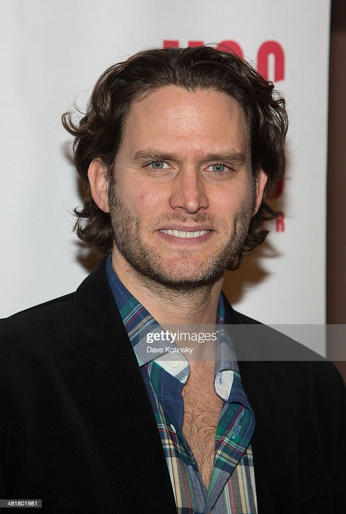 Steven Pasquale attends Miscast 2014 at Hammerstein Ballroom on March 31, 2014 in New York City.