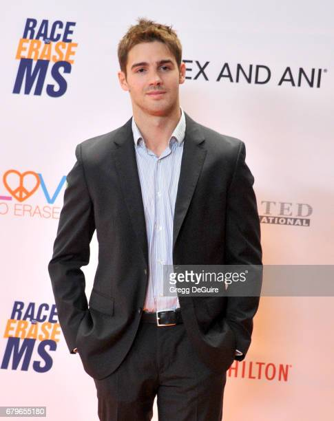 Steven R McQueen arrives at the 24th Annual Race To Erase MS Gala at The Beverly Hilton Hotel on May 5 2017 in Beverly Hills California