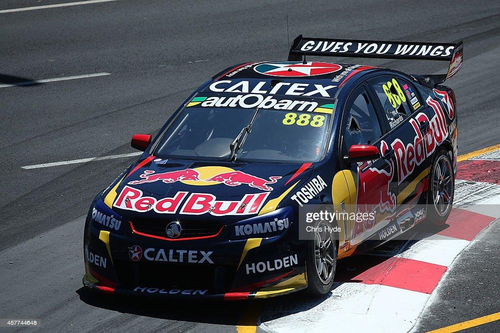 Gold Coast 600 - V8 Supercars: Practice