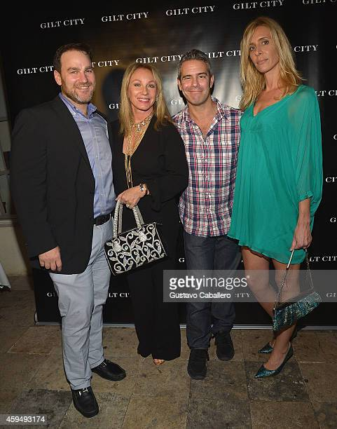 Steven Schneider Lea BlackAndy Cohen and Kristin Catasso attends Gilt City Celebrates The Launch Of Andy Cohen's New Book The Andy Cohen Diaries on...
