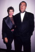 "Steven Seagal and Kelly LeBrock at film premiere of ""Out for Justice' - April"
