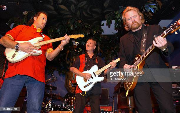 Steven Seagal James Burton and Lee Roy Parnell