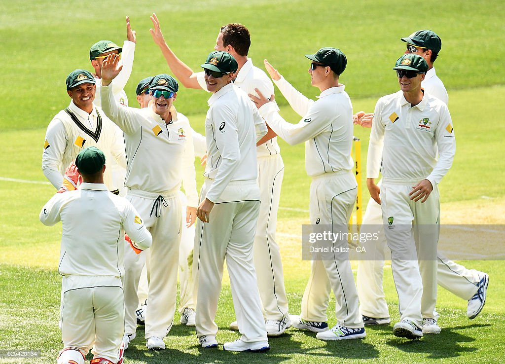 Australia v South Africa - 3rd Test: Day 1
