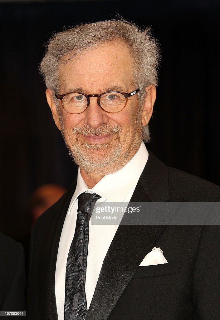 Steven Spielberg attends the White House Correspondents' Association Dinner at the Washington Hilton on April 27, 2013 in Washington, DC.