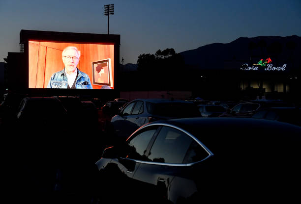CA: Tribeca Drive-In At The Rose Bowl, Presented By Tribeca Enterprises, In Partnership With IMAX, AT&T And Walmart