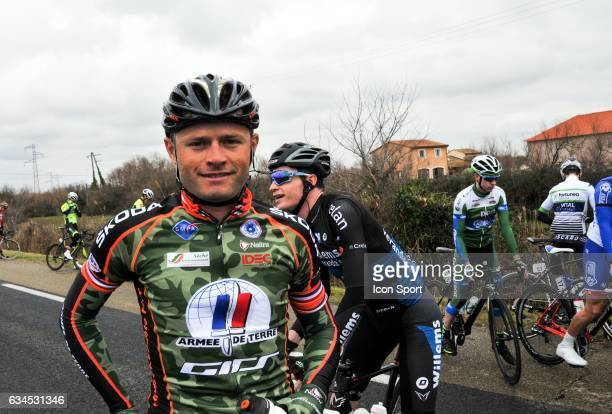Steven Tronet of Armee de Terre during the stage 1 of the Etoile of Besseges on February 1 2017 in Beaucaire France