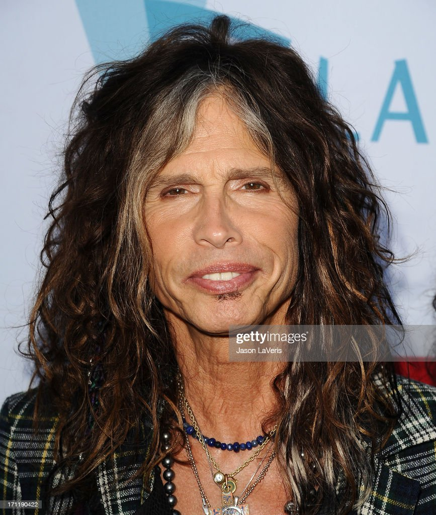 Steven Tyler of Aerosmith attends the Hollywood Bowl opening night celebration at The Hollywood Bowl on June 22, 2013 in Los Angeles, California.