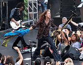 """Aerosmith Performs On NBC's """"Today"""""""