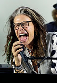Steven Tyler performs and speaks with clients of Recovery Unplugged Treatment Center to provide the powerful inspirational message of recovery...