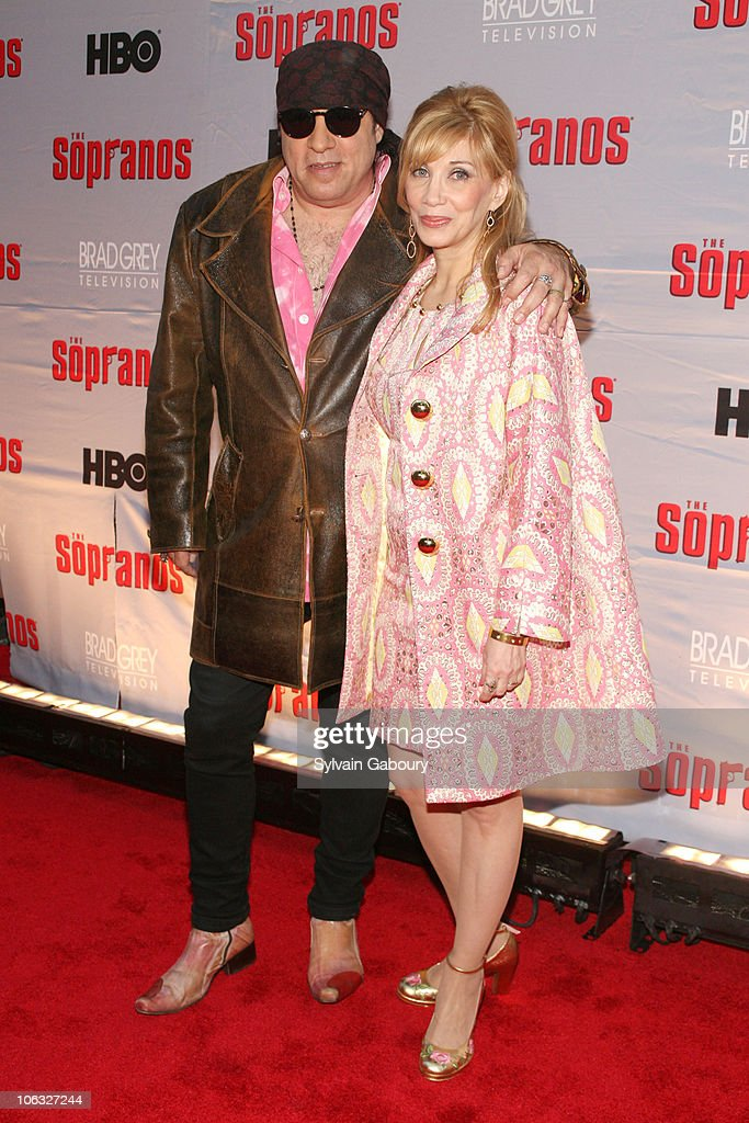 """The Sopranos"" Final Season World Premiere - Arrivals"