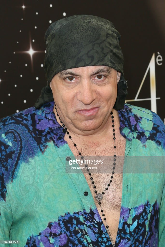 <a gi-track='captionPersonalityLinkClicked' href=/galleries/search?phrase=Steven+Van+Zandt&family=editorial&specificpeople=206354 ng-click='$event.stopPropagation()'>Steven Van Zandt</a> attends 'Lilyhammer' photocall at the Grimaldi Forum on June 11, 2014 in Monte-Carlo, Monaco.